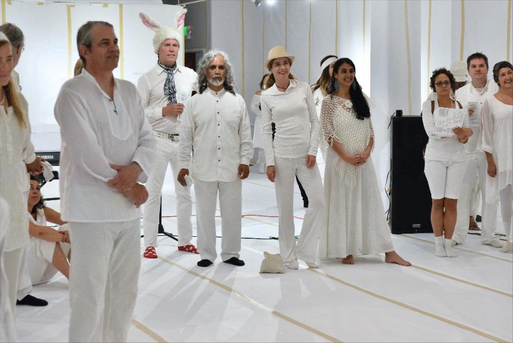 Der Hase at Adrian Arias' Illusion 8.